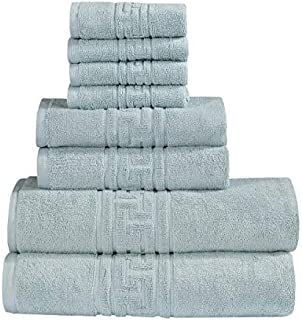 Sponsored Ad - COTTON CLUB - 100% Egyptian Cotton(600GSM), Ultra Soft, Quick Dry Water Absorbent Fade Resistant - (Duck Eg...