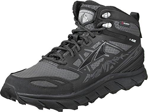 ALTRA Mens Lone Peak 3 Mid Neo, Color: Black, Size: 10.5