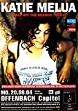 Katie Melua - Call Of The Search 2004 - Poster, Concertposter, Concert
