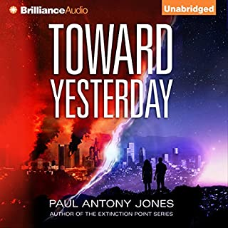 Toward Yesterday cover art