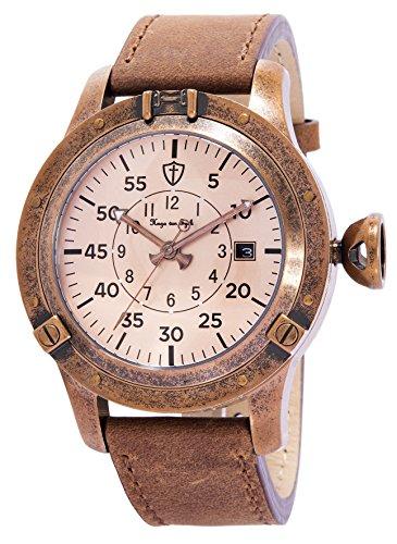 Hugo von Eyck Reloj de caballero automático Fornax, HE208-365