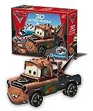 Clementoni 20102.0 Disney Cars 2 - Puzzle en 3D con diseño de Mate