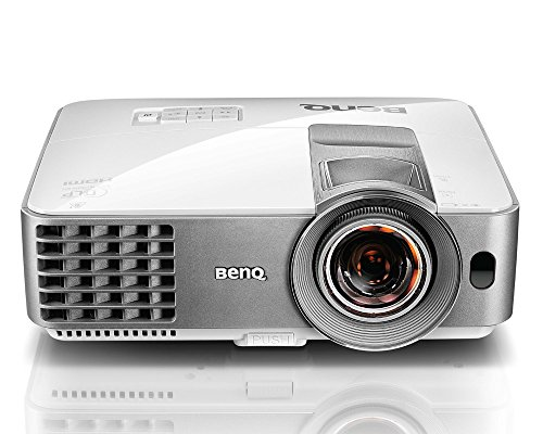 BenQ MW632ST WXGA Short Throw Projector | 3200 Lumens | 3D | 10W Speaker | Keystone | 1.2X Zoom