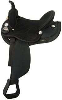 King Series Synthetic Trail Saddle