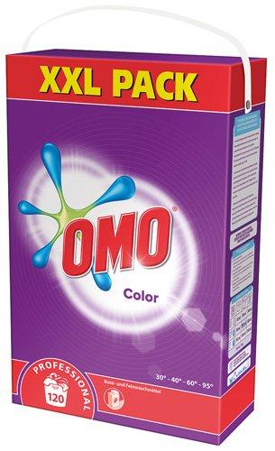 OMO Color Professional, Pulver - 1x 120 Waschgänge