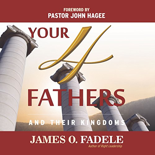 Your 4 Fathers: And Their Kingdoms cover art