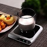 Coaster 5 V Mini calentador de taza USB calentador de café tetera taza calentador de agua té leche almohadilla calentador calentador placa eléctrica taza calentador montaña