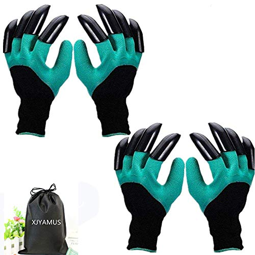 Garden Genie Gloves, Waterproof Garden Gloves with Claw