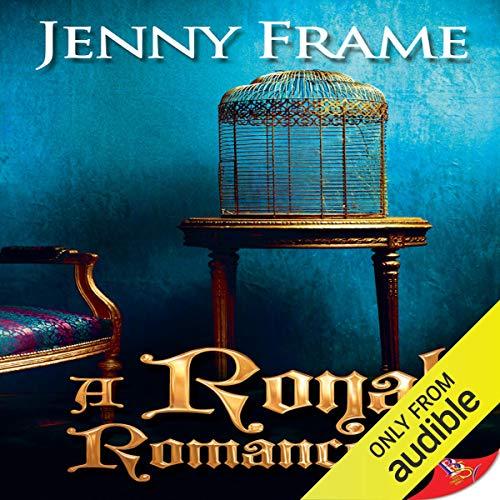 A Royal Romance audiobook cover art