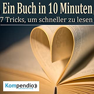 Ein Buch in 10 Minuten Titelbild