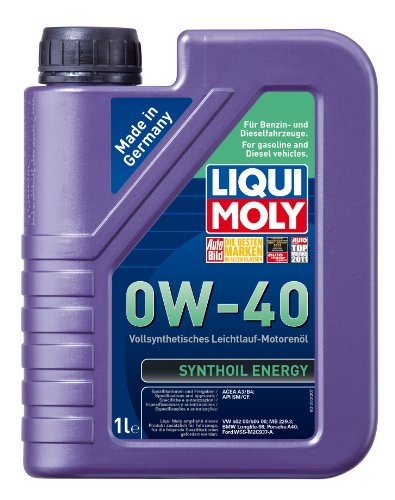 LIQUI MOLY 1360 Synthöl Energy 0 W-40 1 L