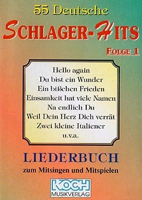55 Deutsche Schlager-Hits, Folge.1