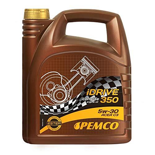 Aceite de Motor para automóvil PEMCO iDRIVE 350 4 litros