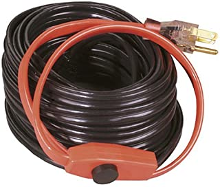 sump pump heating cable