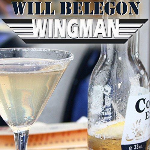 Wingman audiobook cover art