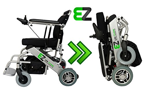 EZ Lite Cruiser Folding Power Wheelchair