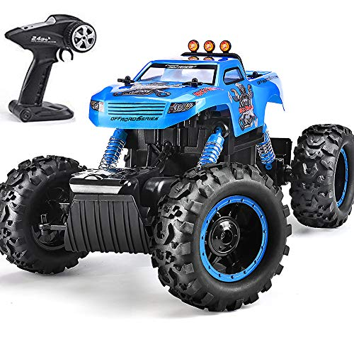 NQD Remote Control Trucks Monster RC Car 1: 12 Scale Off Road Vehicle 2.4Ghz Radio Remote...