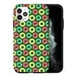 Coque de protection pour iPhone 12 Mini, Thousand Christmas Donuts LS013_3 pour iPhone 12 Mini -...
