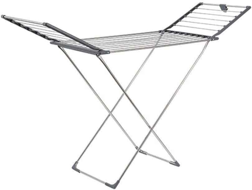 HLWJXS Hanger Clothes Drying Balcony Foldable Rack Racks Max 62% OFF 2021 autumn and winter new