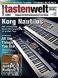 Korg Nautilus im Test und Interview Jordan Rudess in der tastenwelt