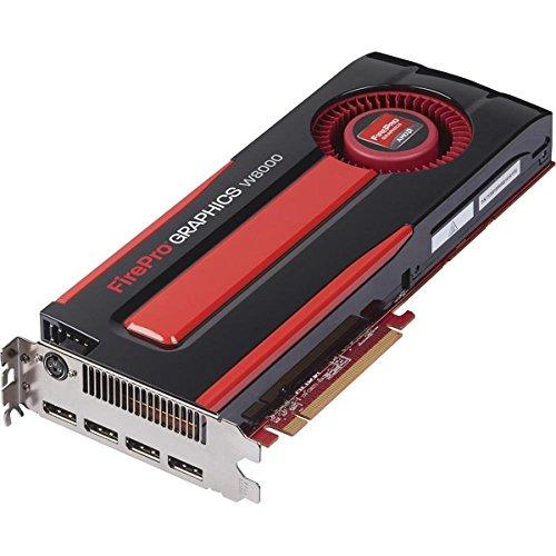 AMD FirePro W8000 KCC-REM-ATI-102-C38301 - Tarjeta gráfica de vídeo profesional (4 GB, GDDR5, PCIe x16 3.0)