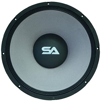 "Seismic Audio - 18"" Raw Subwoofers/Woofers/Speakers - PA DJ Pro Audio Replacement Sub - 750 Watts RMS - 240 oz Magnet - 8 Ohms - 4"" Voice Coil from Seismic Audio Speakers, Inc."