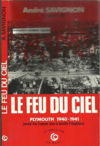 Le Feu du ciel : Plymouth, 1940-1941