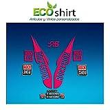 Ecoshirt 7X-OM0L-7IWZ Pegatinas Stickers Fork Rock Shox SID WC World Cup 2017 Am174 Aufkleber Decals Autocollants Adesivi Forcela, Rosa