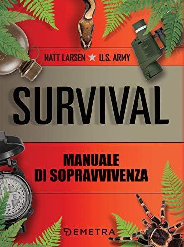 Survival Manuale di sopravvivenza Italian Edition product image