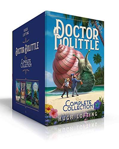 Doctor Dolittle The Complete Collection: Doctor Dolittle The Complete Collection, Vol. 1; Doctor Dolittle The Complete Collection, Vol. 2; Doctor ... Dolittle The Complete Collection, Vol. 4
