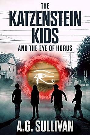 The Katzenstein Kids and the Eye of Horus