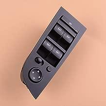 AMZENKA - Car Electric Window Control Switch ABS 61319217332 61319132135 61316948632 9217332 Fit For BMW 3 E90 320i 325i 330i