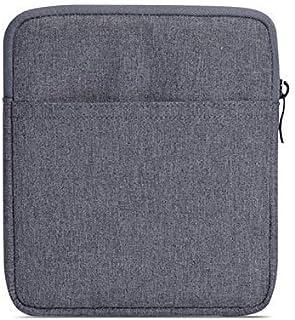 Capa Bolsa Sleeve Kindle Oasis 3 - Cinza Escuro