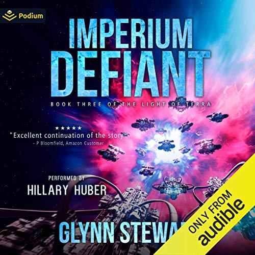 Page de couverture de Imperium Defiant