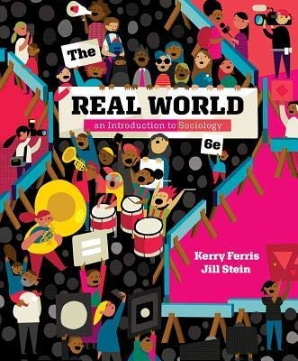 Price comparison product image The Real World: An Introduction to Sociology: Review Copy