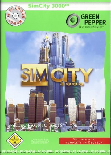 Sim City 3000 (GreenPepper)
