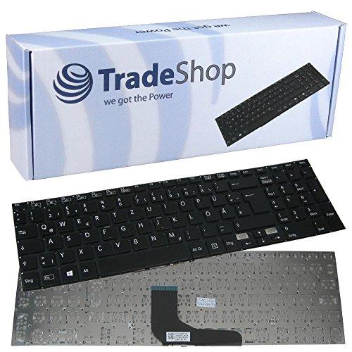 Orig. Laptop-Tastatur / Notebook Keyboard Ersatz Austausch Deutsch QWERTZ für Sony Vaio Fit 15 SVF15 SVF15A ersetzt 9Z.NACBQ.00G 149242231DE AEGD6G010103A SVF15A15STB (Deutsches Tastaturlayout)