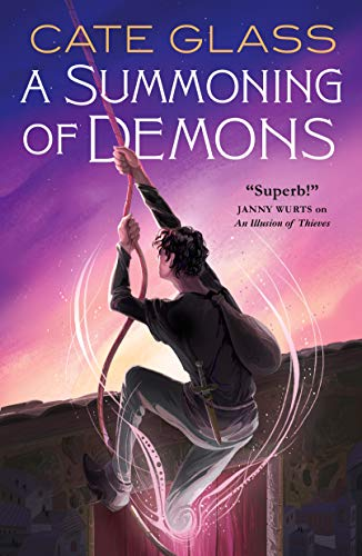 A Summoning of Demons (Chimera Book 3) by [Cate Glass]