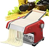 Macchina manuale per noodle, utensili per la casa Macchina per la pasta domestica Utensile da cucina Rullo per spaghetti Tagliatelle per lasagne Tagliatelle Macchina in acciaio inossidabile Conv.