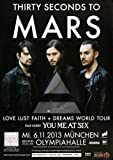 30 Seconds to Mars - Love Lust, München 2013 »