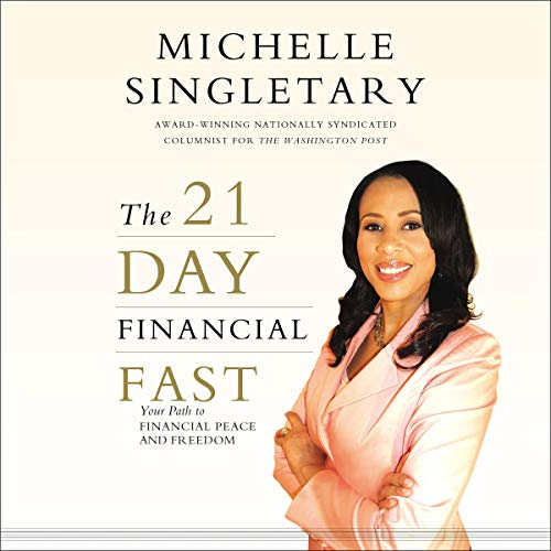 The 21-Day Financial Fast audiobook cover art