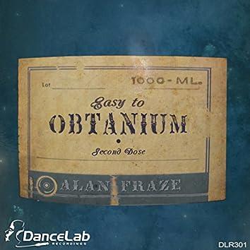Easy To Obtanium Second Dose