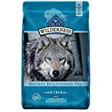 Blue Buffalo Wilderness High Protein, Natural Adult...