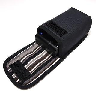 カメラケース デジカメ ソニーサイバーショット DSC-RX100M6ケース-タテ型(チャコール) -suono(スオーノ) -ハンドメイド
