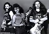 Motörhead Poster BANDPICTURE England 1982