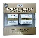 Eucerin Crema Eucerin Hyaluron-Filler Elasticity Crema De Dia 50 mililitros + Crema De Noche 50...