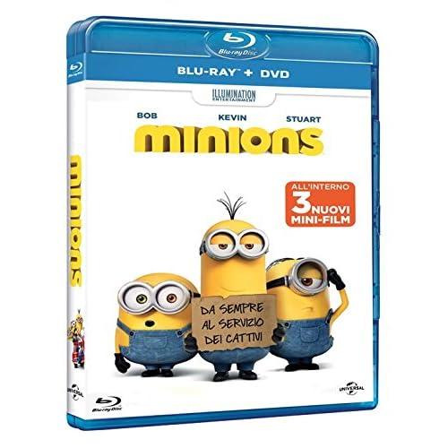 Minions (Br+Dvd)
