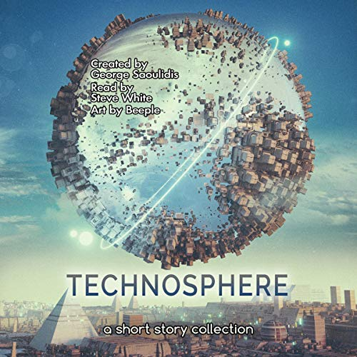 Technosphere: A Short Story Collection cover art