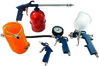 Kit Pistola para Compressor de Ar com 5 Peças-VULCAN-80654