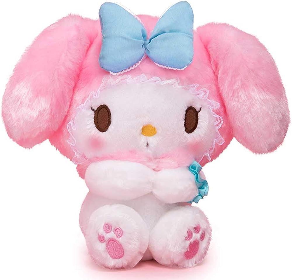 25CM Selling My Melody Plush Doll Collectio Cartoon Figure Stuffed 2021 Cute
